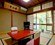 Guest rooms of Satoyama