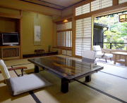 Guest rooms of Umebachi